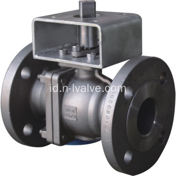 Split Body Floating Ball Valve